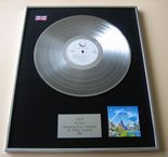 ASIA - Aplha PLATINUM LP presentation Disc